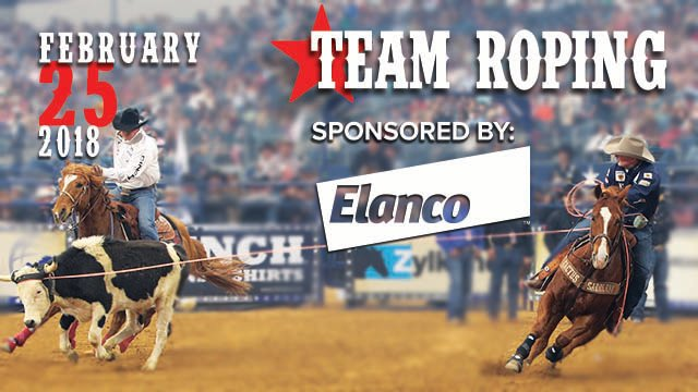 2018 Team Roping Qualifiers