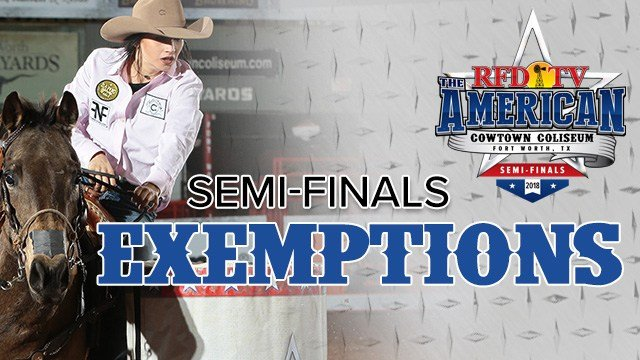 semi-finals exemptions