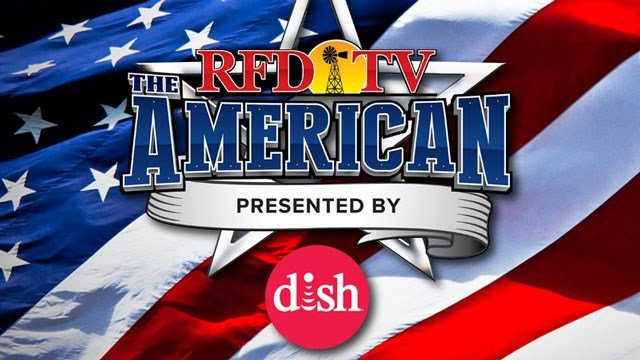 RFD-TV'S THE AMERICAN presented by DISH