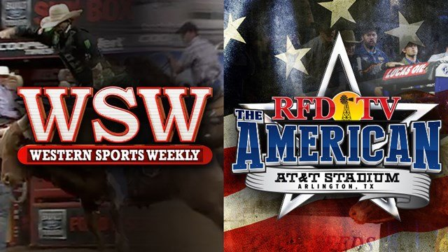 Western Sports Weekly - THE AMERICAN Special Edition