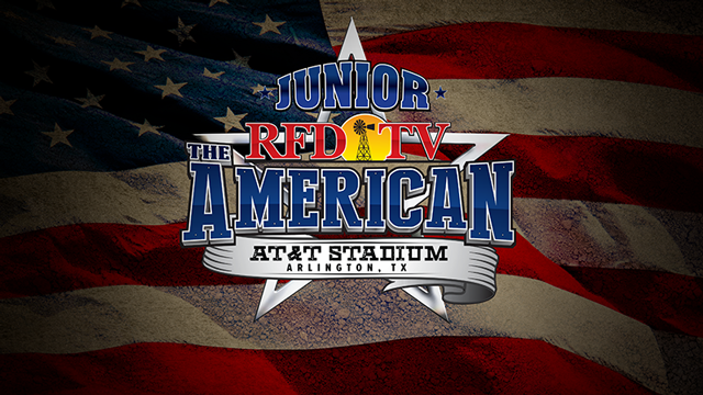 The Jr AMERICAN rodeo