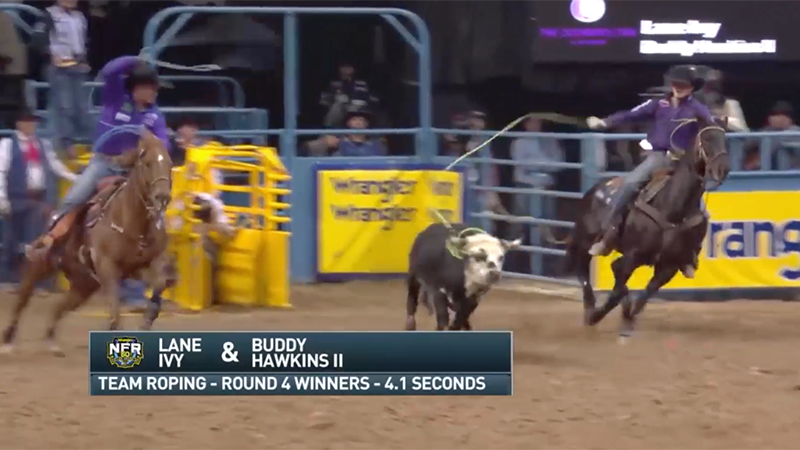 WNFR Rnd 4 Highlights