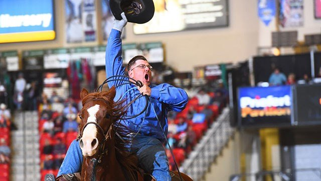 2019 10 Team Roping Qualifiers